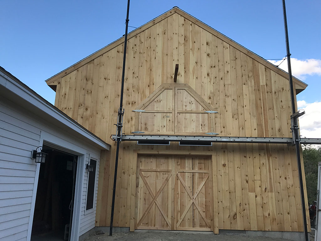 Hansome Barn Doors